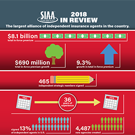 SIAA 2018 Year In Review