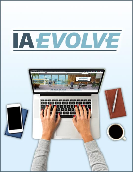 IA Evolve Virtual Conference