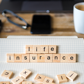 Life insurance is a natural way to round out accounts and maintain retention to increase income